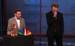 Tonight Show: Pee-Wee Herman thumbnail